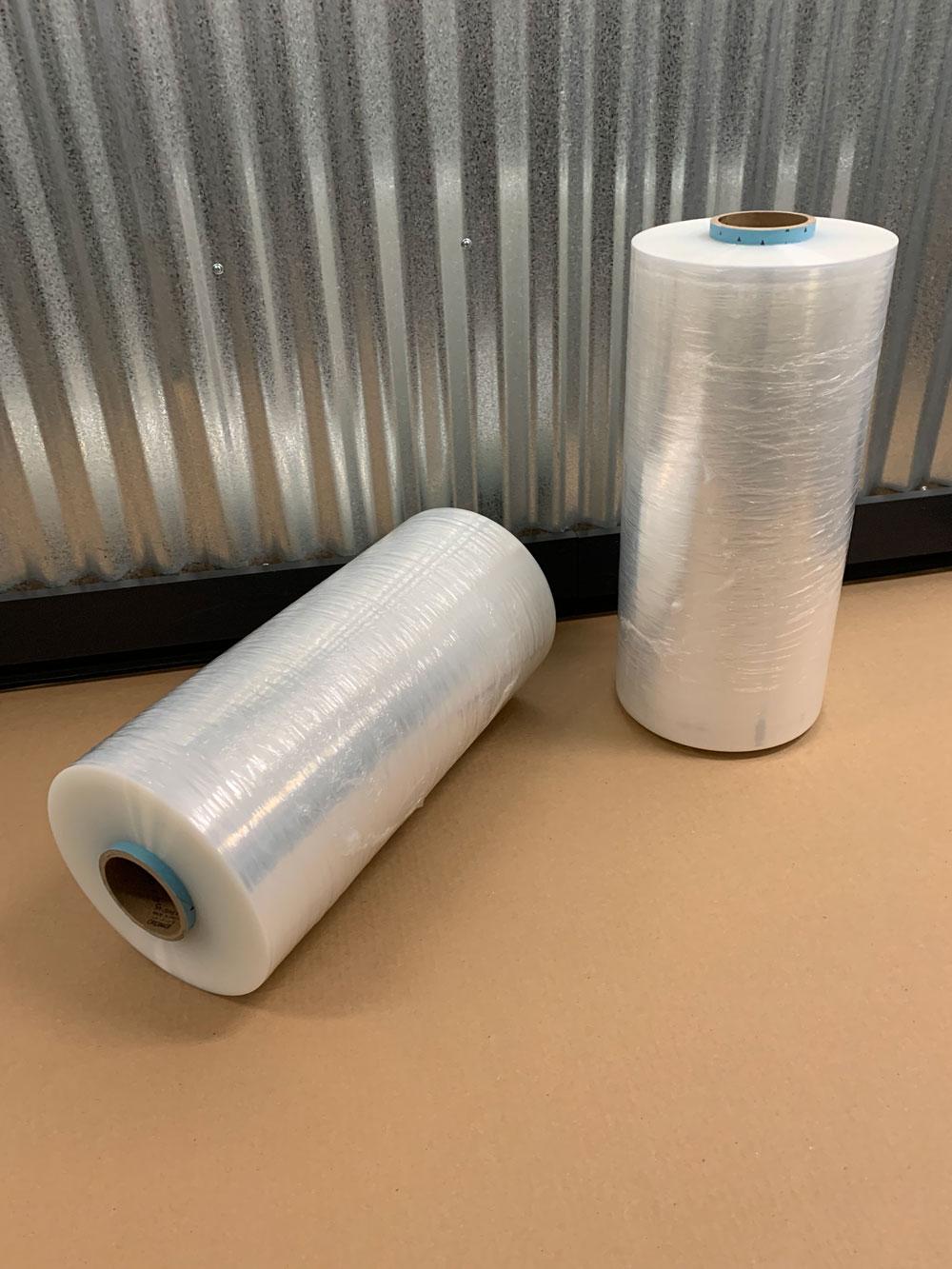 TAB stretch wrap rolls