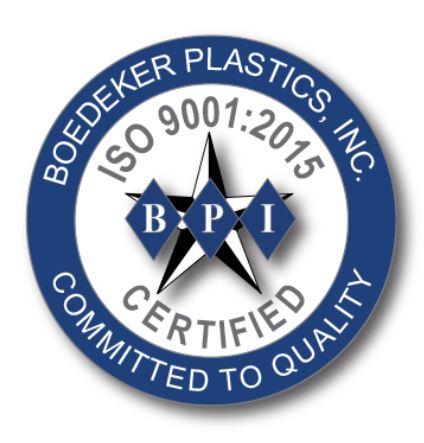 Boedeker Plastics logo