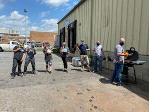 TAB Industries, LLC Employee Appreciation Lunch