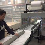 TAB Wrapper Dispensing Unit