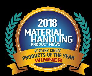 Material Handling Product News Award Logo