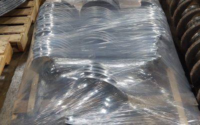 Orbital Wrapper Manufacturer Introduces Line of Stretch wrap