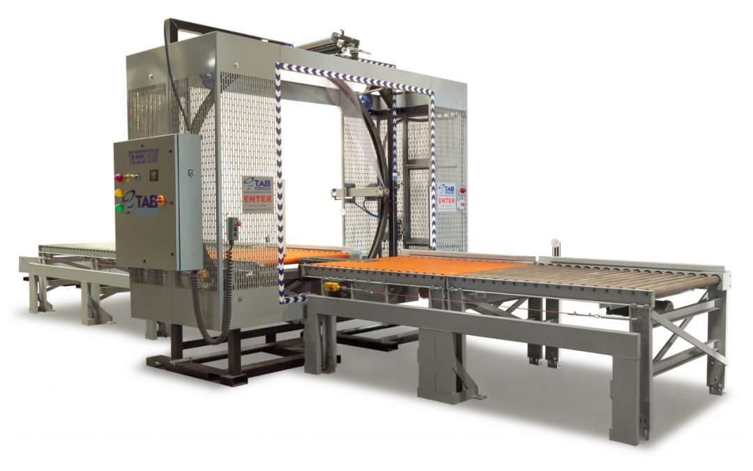 TAB Wrapper Tornado Perfect Storm fully automated wrapper
