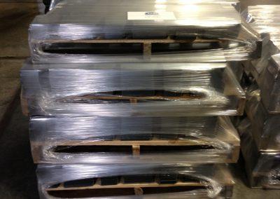 Miscellaneous Wrapped Laser Cut Parts
