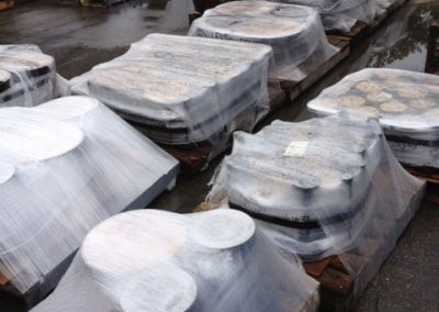 Miscellaneous Wrapped Pallets