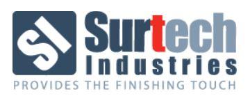 Surtech Industries Logo