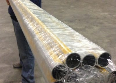 Wrapped Bundle of Tubing