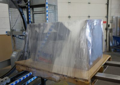 Wrapped Metal Products