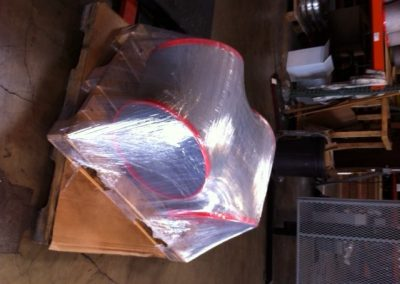 Wrapped Pipe Elbows
