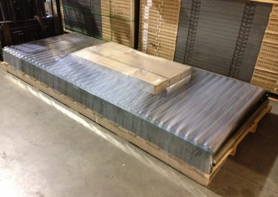Wrapped Roller Conveyors