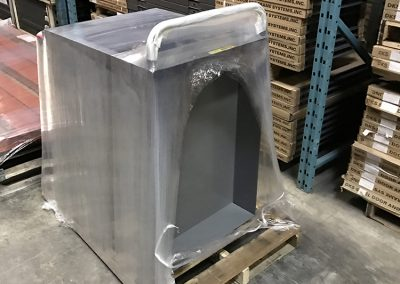 Wrapped Steel Cart